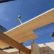 Mass Timber Demonstration Funding in Around Town